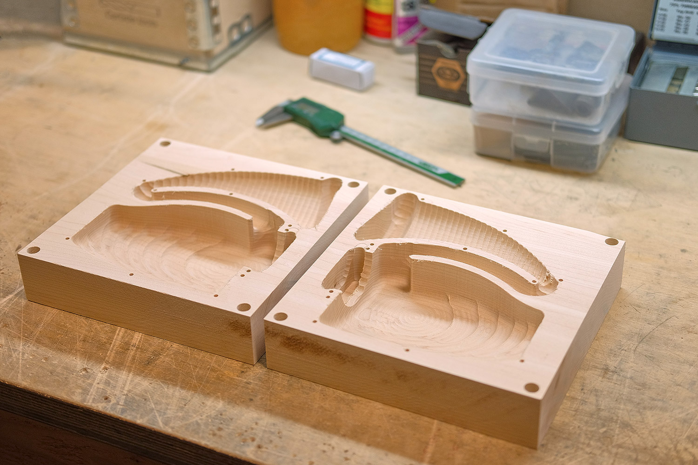Making The Wood Speaker