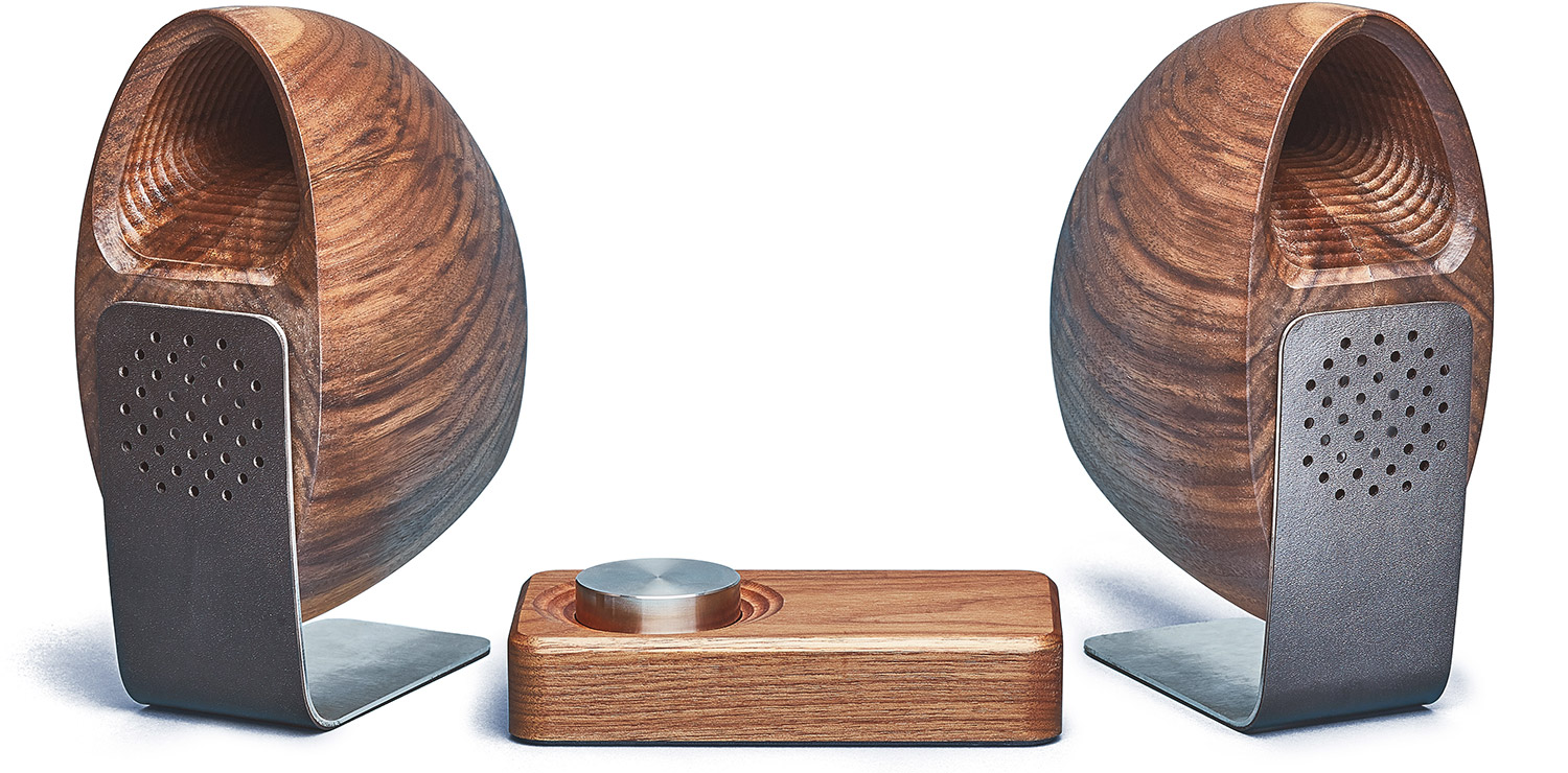 Designing The Wood Speaker