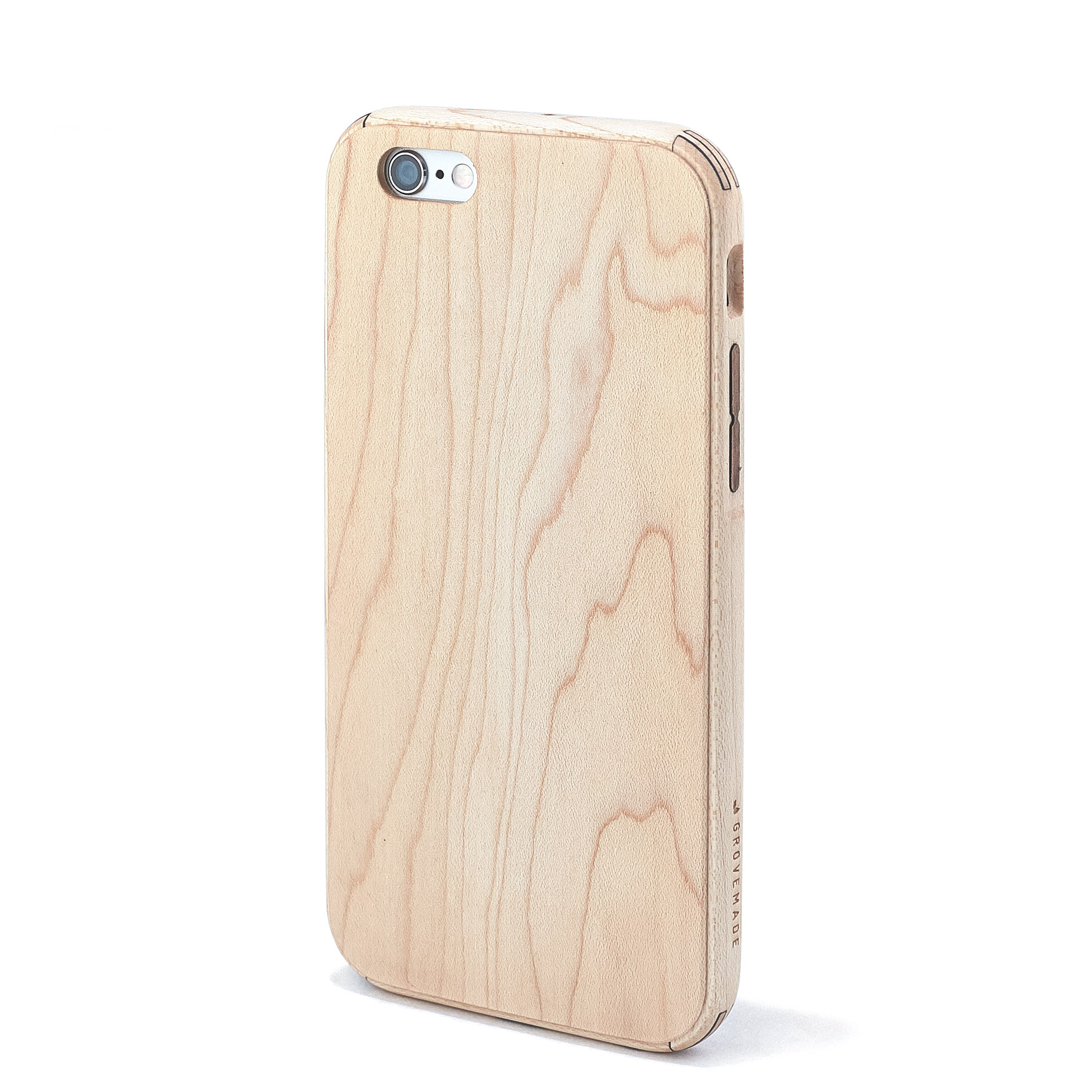 Maple iPhone Case - IPHONE-7-SILVER-GOLD-ROSE-GOLD-RED