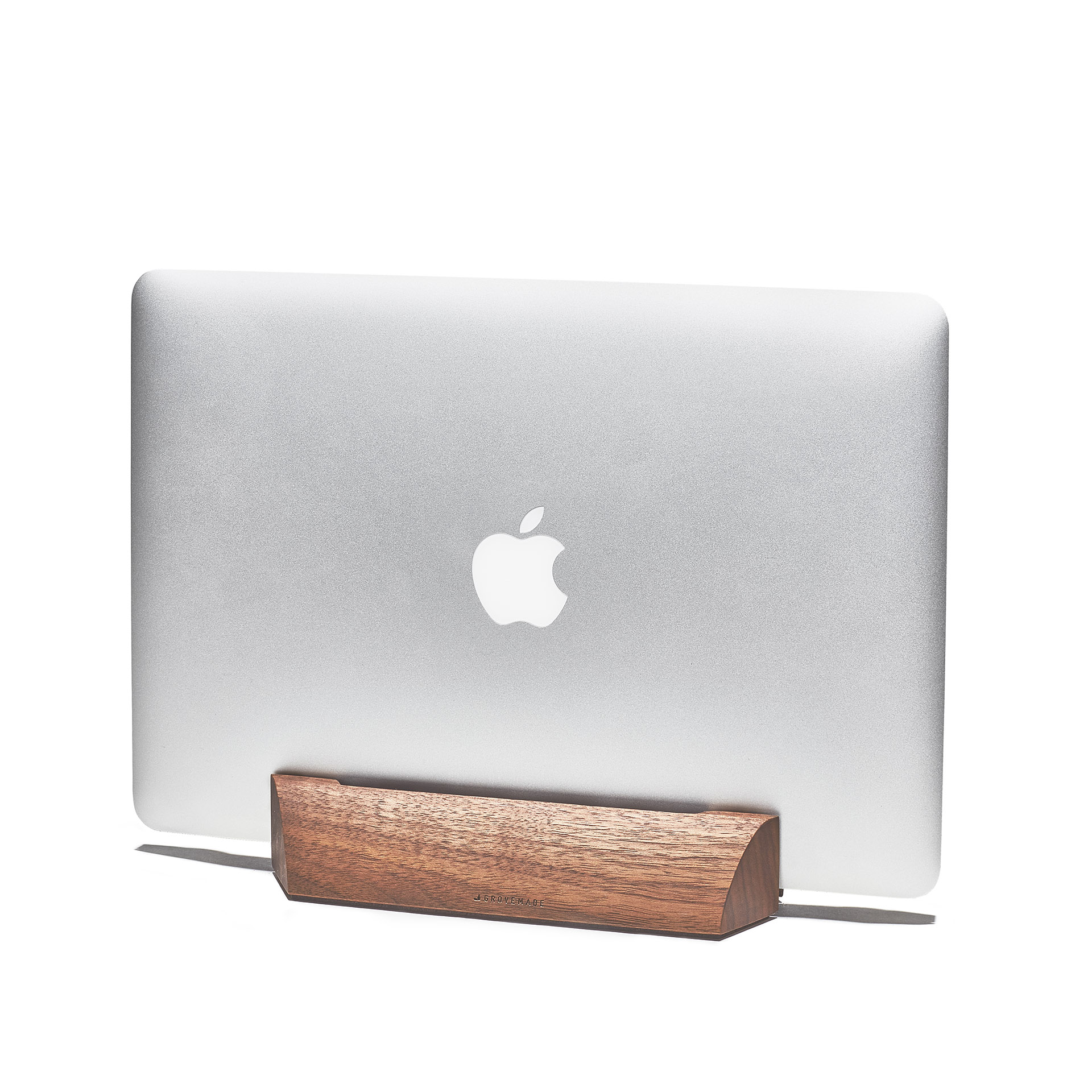 Walnut MacBook Dock - 11-INCH-MACBOOK-AIR