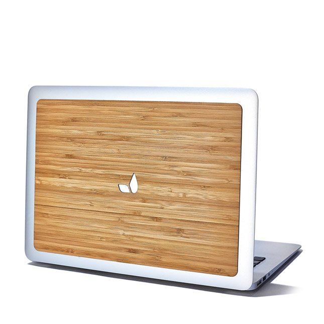 BAMBOO MACBOOK BACK - 13-IN-MACBOOK