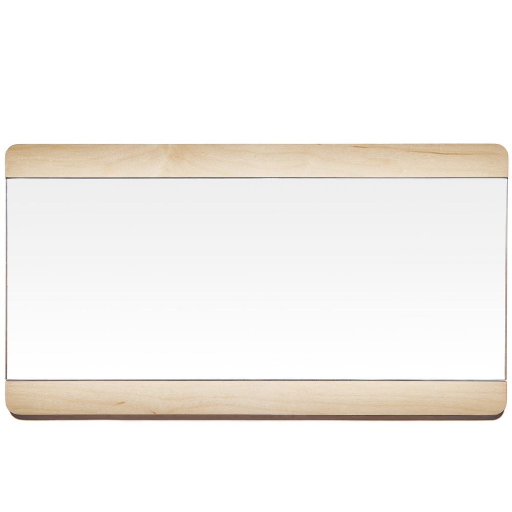 Maple Wall Mirror -