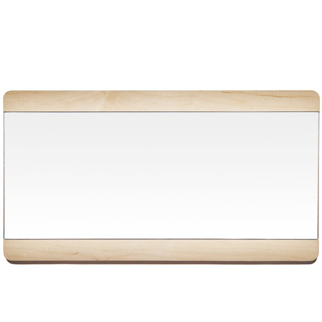 MAPLE WALL MIRROR - MAPLE
