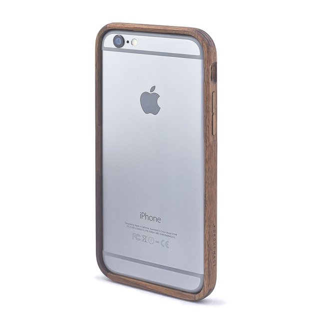 WALNUT iPHONE BUMPER - IPHONE-6-6S