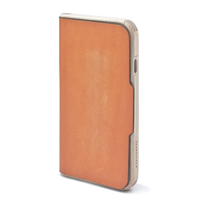 MAPLE & LEATHER iPHONE FOLIO - IPHONE-6-6S