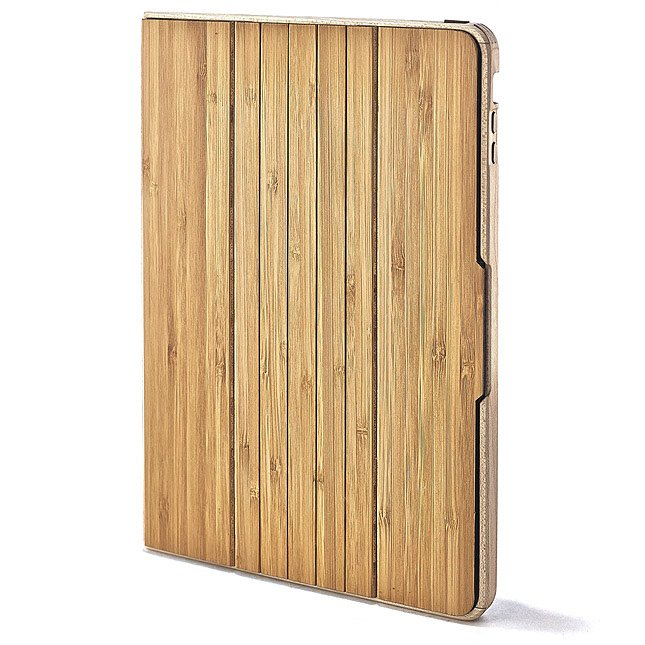 BAMBOO IPAD CASE - AIR