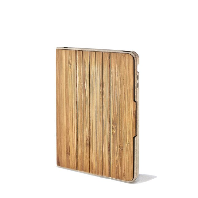 BAMBOO IPAD CASE - MINI