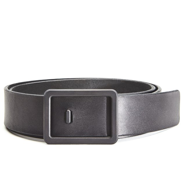 Minimalist Belt (Black/Black) - MEDIUM-PANT-SIZE-34-36