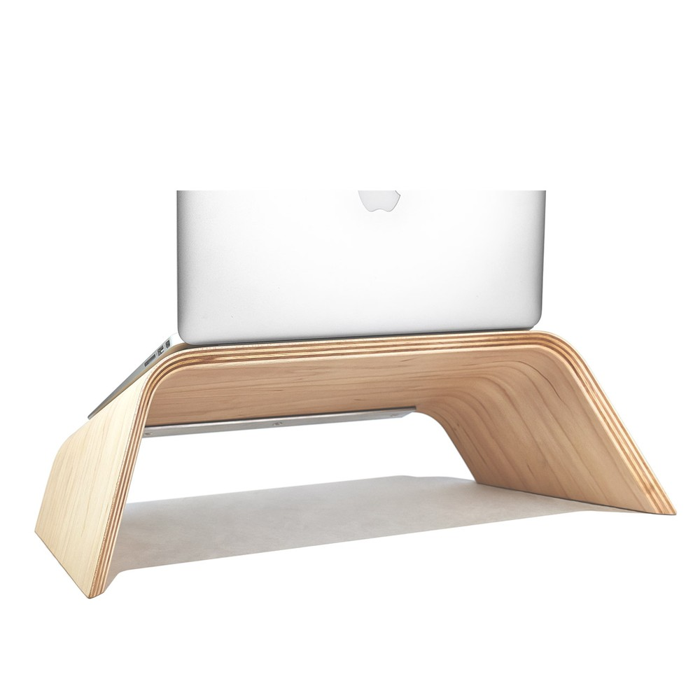 Maple Laptop Stand -
