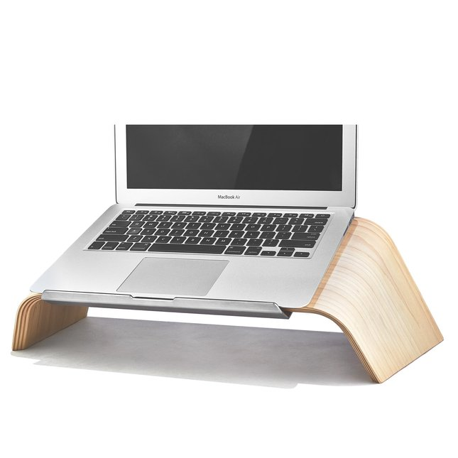 MAPLE LAPTOP STAND - MAPLE