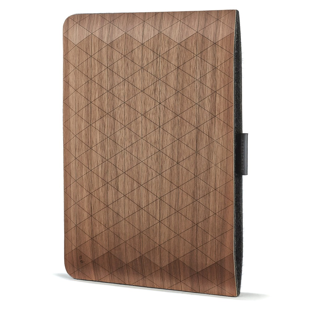 WALNUT iPAD SLEEVE - IPAD-PRO
