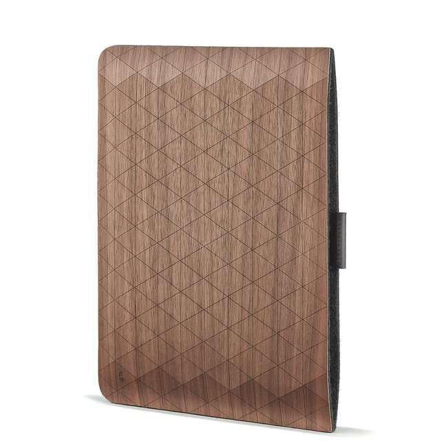 Walnut Sleeve - IPAD-AIR-IPAD-PRO-9-7-IPAD-2017