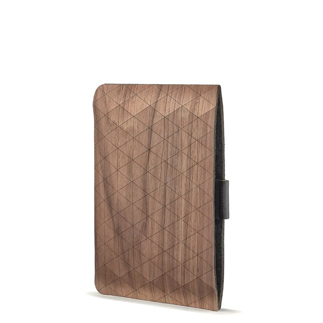WALNUT iPAD SLEEVE - IPAD-MINI