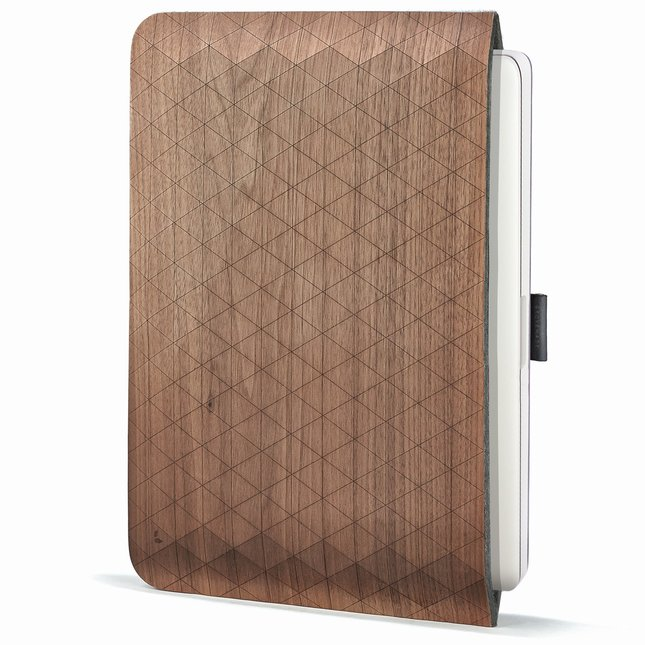 Walnut Sleeve - 13-INCH-MACBOOK-AIR