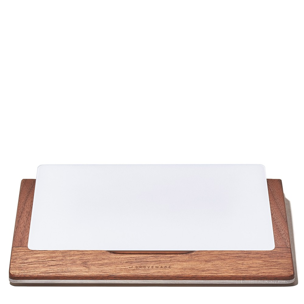 Walnut Trackpad Tray - APPLE-MAGIC-TRACKPAD-2-OCTOBER-2015