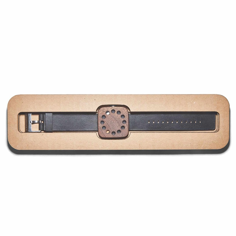 Walnut Watch (Square) -
