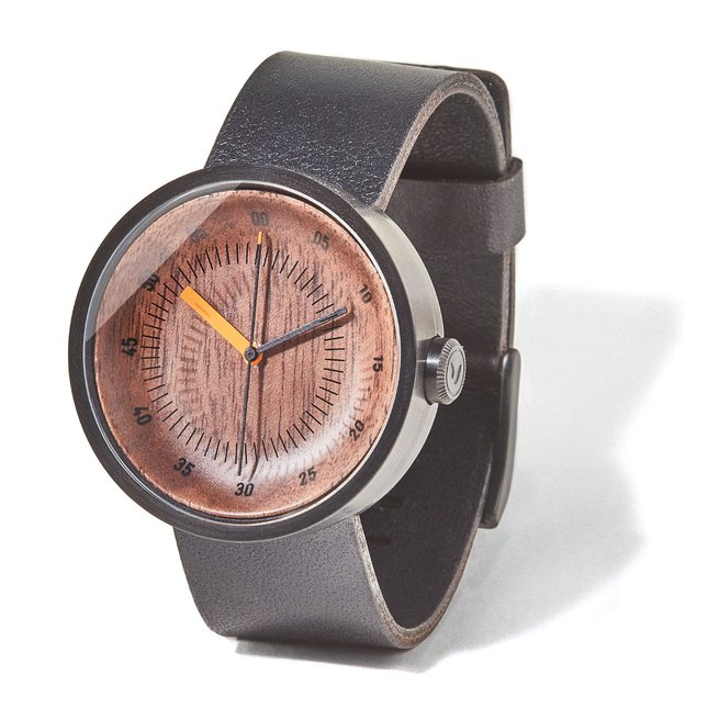 Walnut Watch 02 -