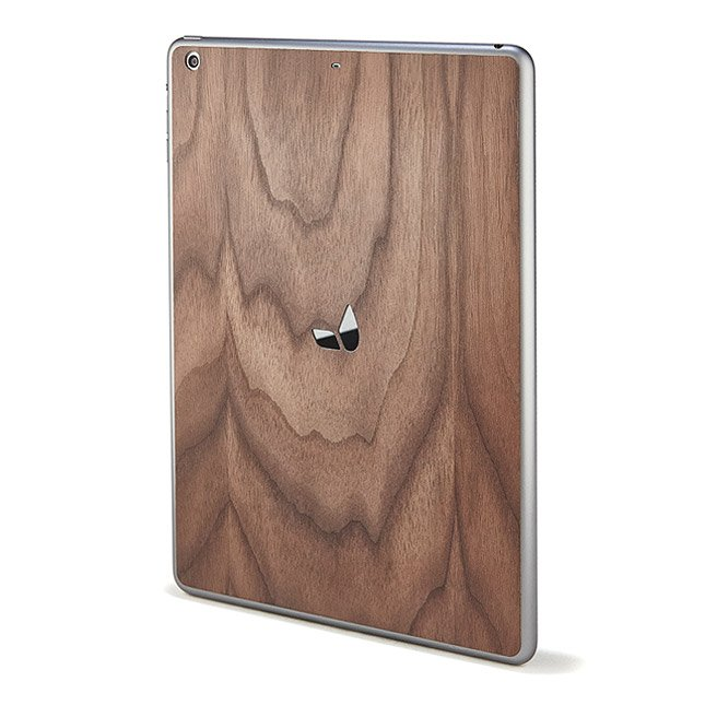 WALNUT iPAD BACK - AIR-1-DOES-NOT-WORK-WITH-AIR-2
